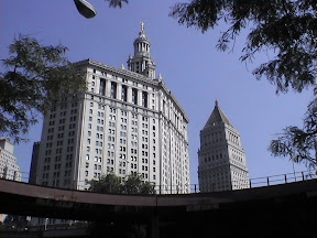 076 - Municipal building y US Courthouse.JPG