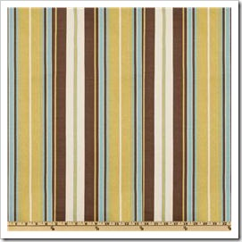 Terrace Stripe Chocolate natural UR-244