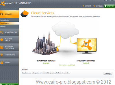 Download antivirus free avast 7 last version