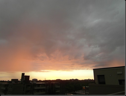 Rainy sunset (4)