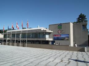 Palacio de Congresos de Lugano