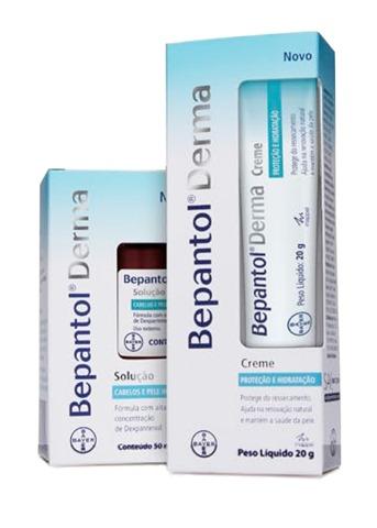 Bepantol Derma Solução ou Creme
