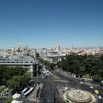 Madrid desde el mirador del Ayuntamiento