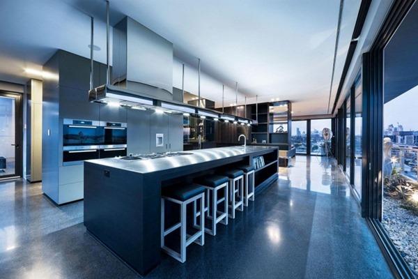 cocina-de-lujo-muebles-de-diseño-moderno
