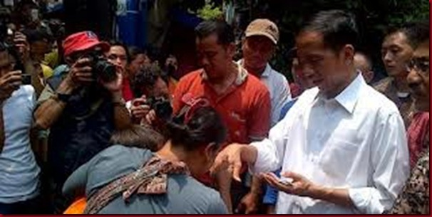 Kontroversi Upah Buruh Jakarta Ala Jokowi