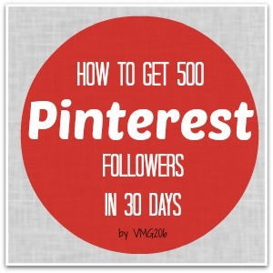 Pinterest Followers www.vmg206.com 300