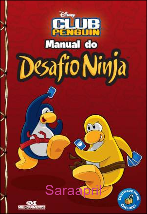 Manual do Desafio Ninja :)