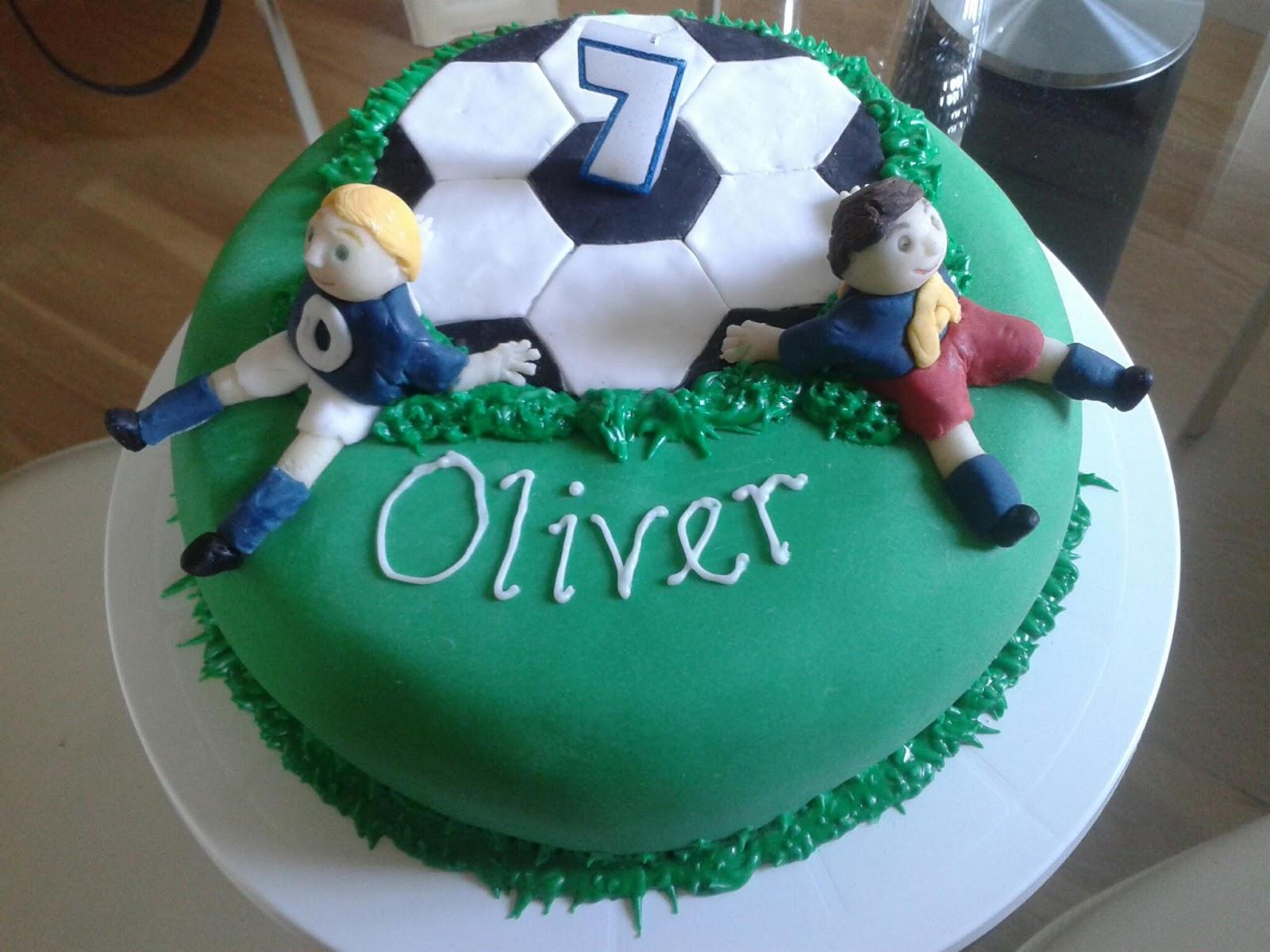 Londonwives Football Cakes For Football Boys