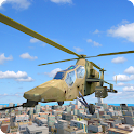 Armée 3D Marine Helicopter Sim icon