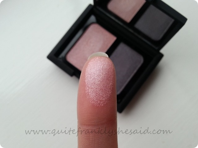 Smooch Eyeshadow Duo – Posh Tottie Ladies Who Lunch Swatch