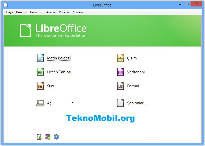 LibreOffice Türkçe