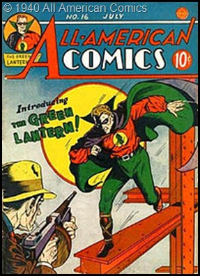 First Green Lantern