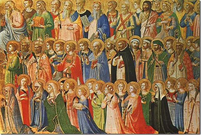 All-Saints Fra angelico