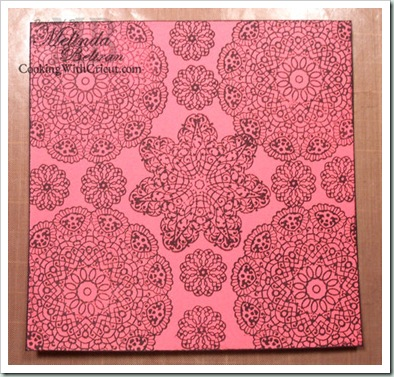 stamped paper-500