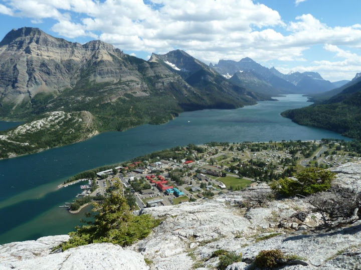 Waterton, AB