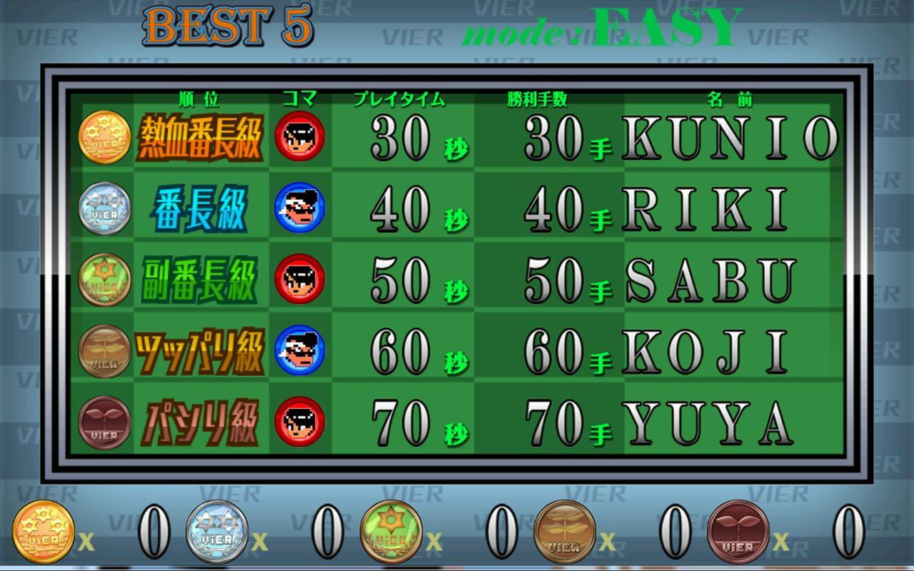 熱血番長フィーア編- screenshot