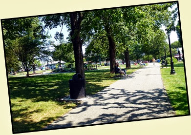 03i - Bar Harbor - Village Green