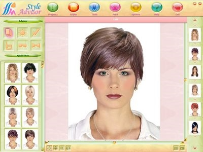 Virtual HairStyle Fab v1.0 Full