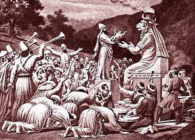 O Culto de Baal