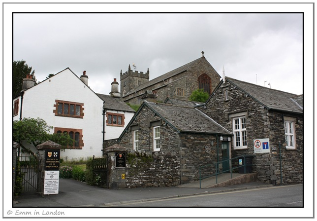 Hawkshead Grammar School and Parish Church