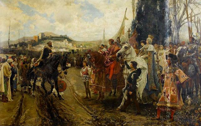 F. Pradilla Ortiz - La rendición de Granada.jpg