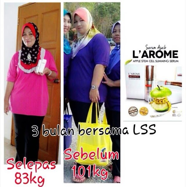testimoni lerome apple stem cell