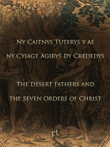The desert fathers and the seven orders of Christ Cover