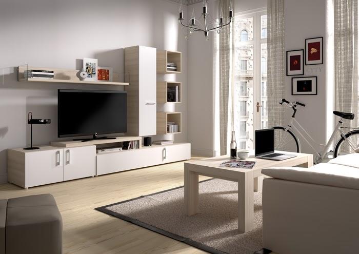 Muebles de comedor de la colecci n eko s personalizables for Modulos para salon baratos