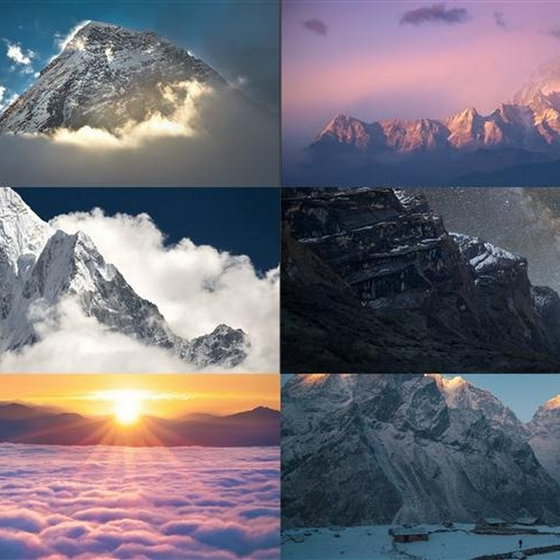 Spectacular Photos of The Himalaya by Anton Jankovoy