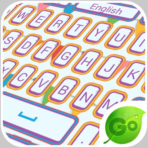 个人化のデザインキーボード LOGO-記事Game