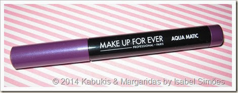 Aqua Matic #90 Iridescent Pop Purple