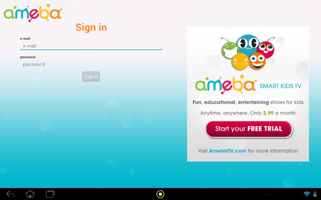Ameba TV Mobile- screenshot