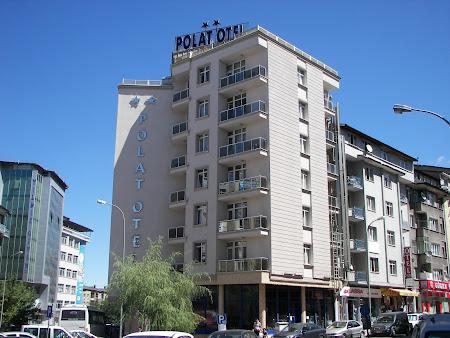 Cazare Turcia: hotel Polat Erzurum