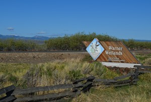 Area of Critical Concern Warner Wetlands