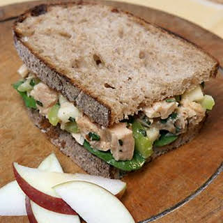 Martha's Favorite Tuna Salad Sandwich.