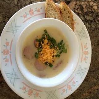 Restaurant-Quality Baked Potato Soup.