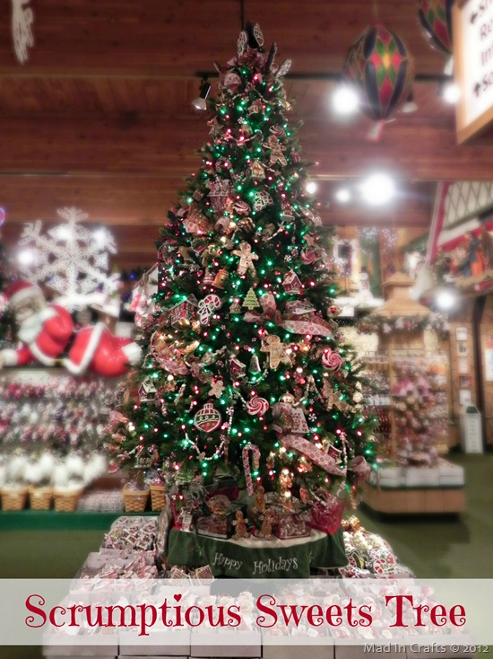scrumptious sweets tree
