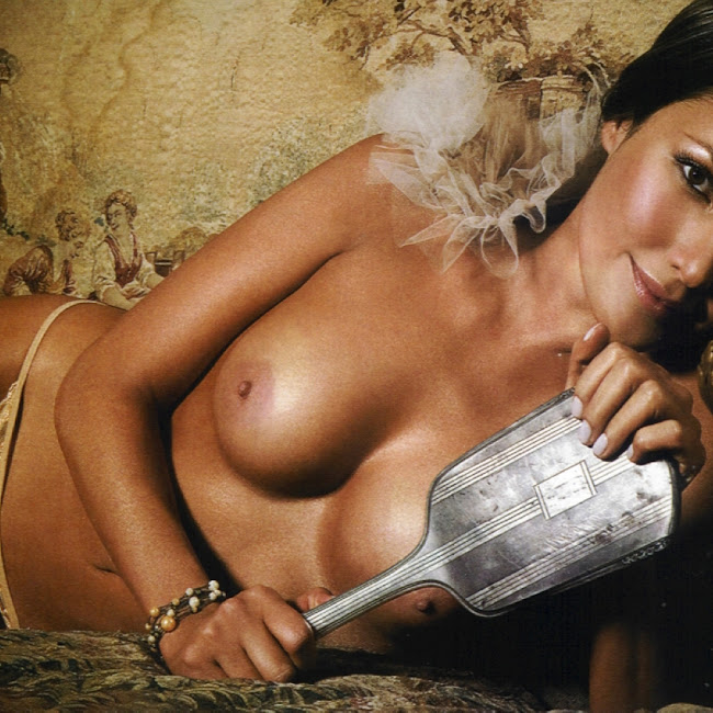 Liliana Salazar Revista Interviu Foto 6
