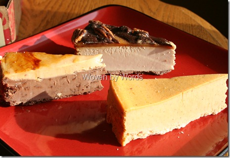 Eli's Cheesecake Slices