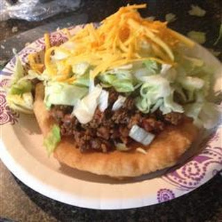Oklahoma Indian Tacos