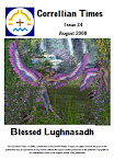 Issue 24 August 2008 Blessed Lughnasadh