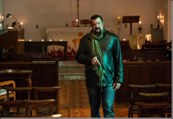 Steven Seagal in A GOOD MAN