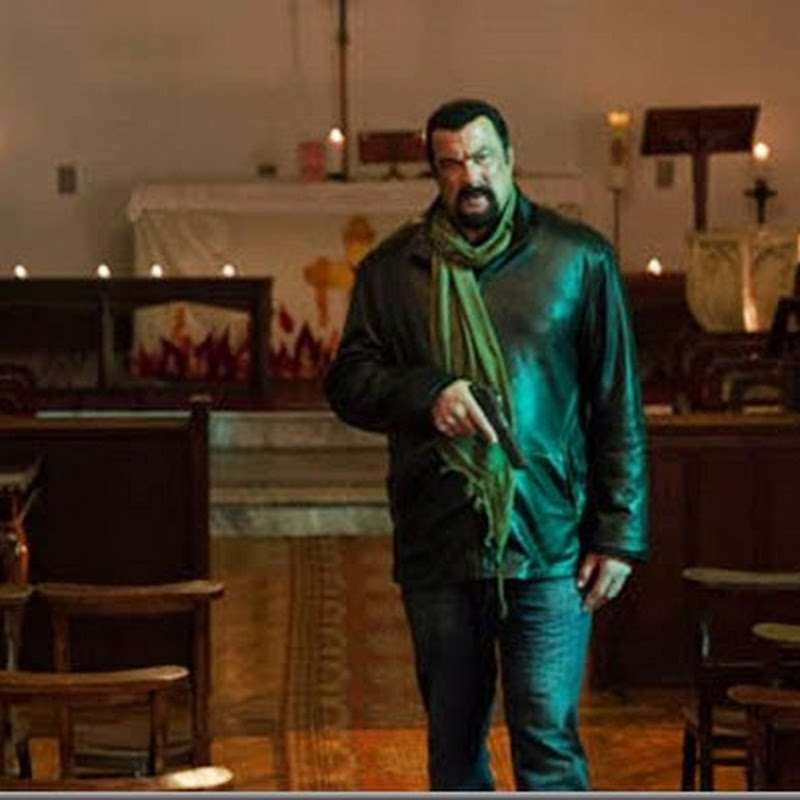 "Trouble Finds Steven Seagal in ""A Good Man"""