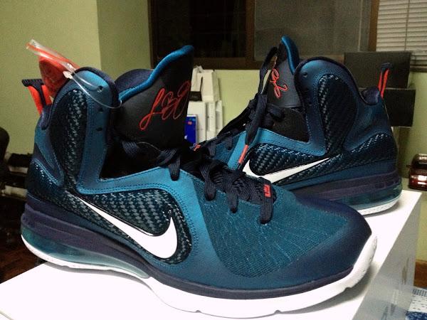 new arrival d6d35 e54b7 Nike LeBron 9