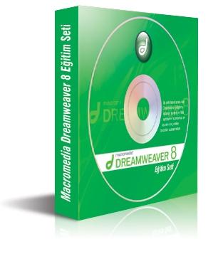 Dreamweaver 8 Eğitim Seti