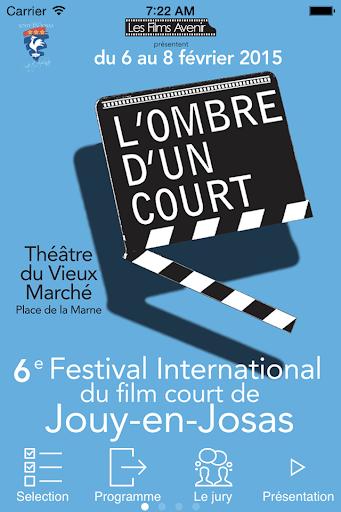 【免費媒體與影片App】L'ombre d'un court-APP點子
