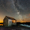 Perseids and the Milkyway