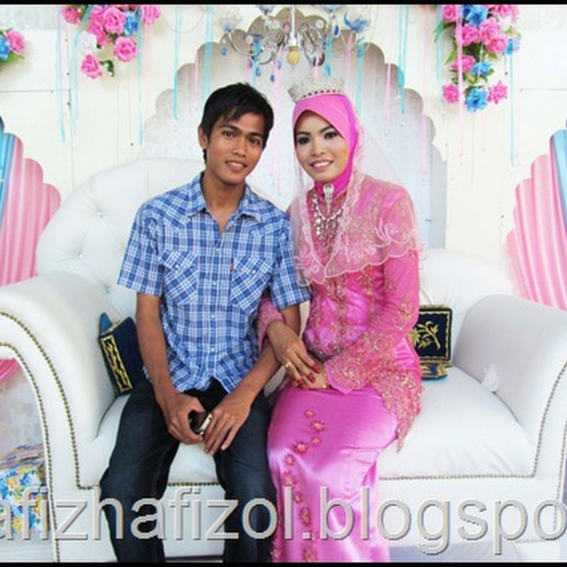 Majlis Perkahwinan Blogger | Selamat Pengantin Baru Sayang |