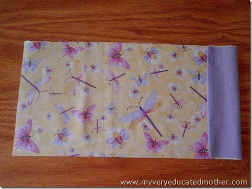 @mvemother Fold Top Snack Bag 3