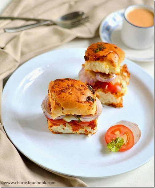 Pav-sandwich-recipe